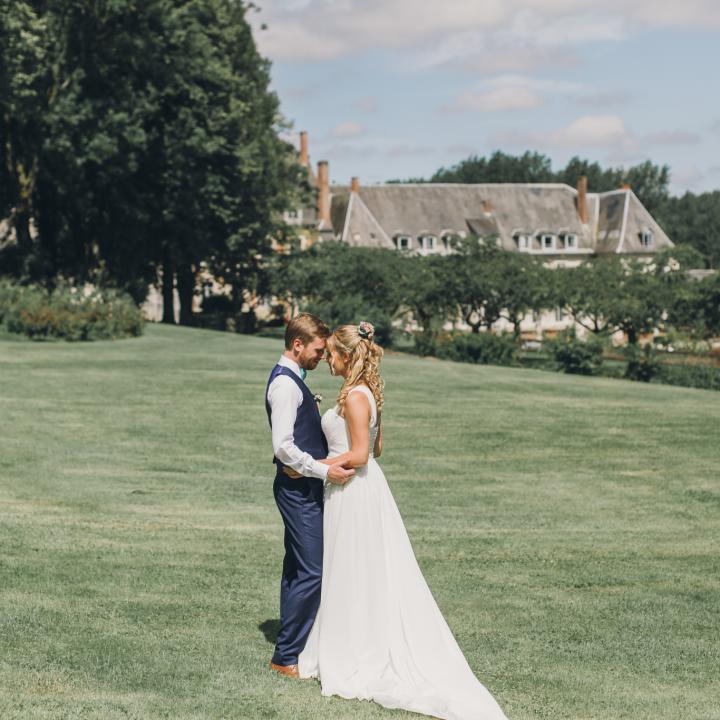 Mariage | Sophie + Rémy | Abbaye de Valloires