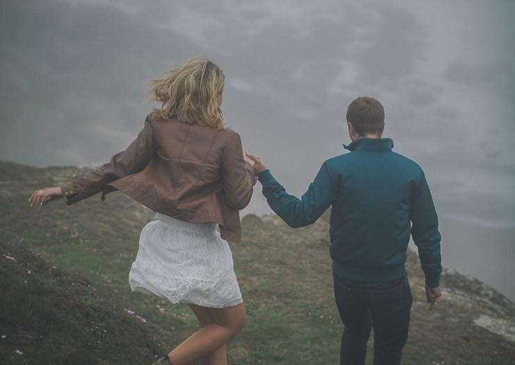 Engagement | Mélisande + Quentin | Cap Gris Nez