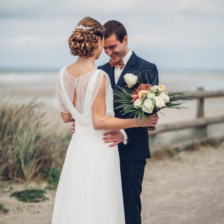 Mariage | Lucie + Matthieu | Condette