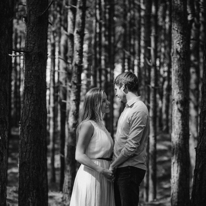 Engagement | Sophie + Rémy | Mont Saint Frieux