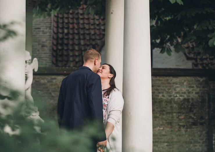 Engagement | Stéphanie + Stevens | Bruges