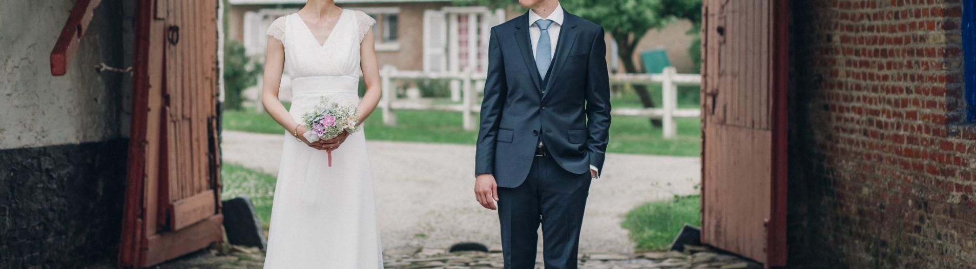 Mariage | Pauline & Vincent | Clairmarais