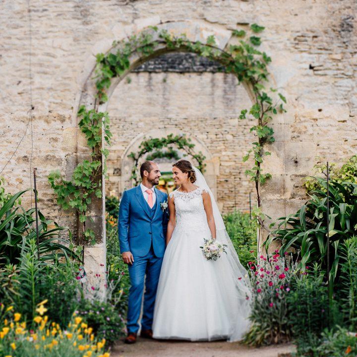 Mariage | A + J | Château de Canon