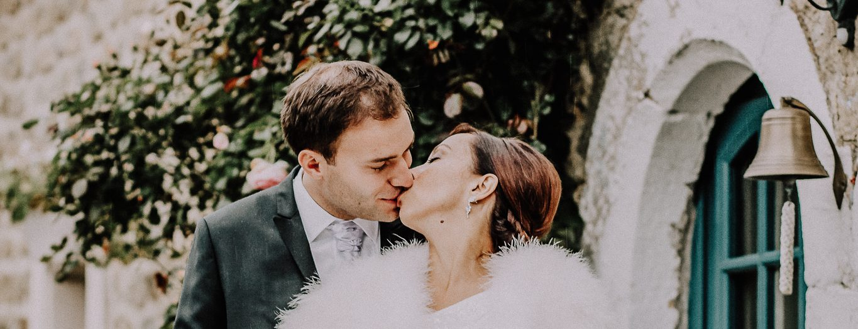 Mariage | A + V | La Maloterie