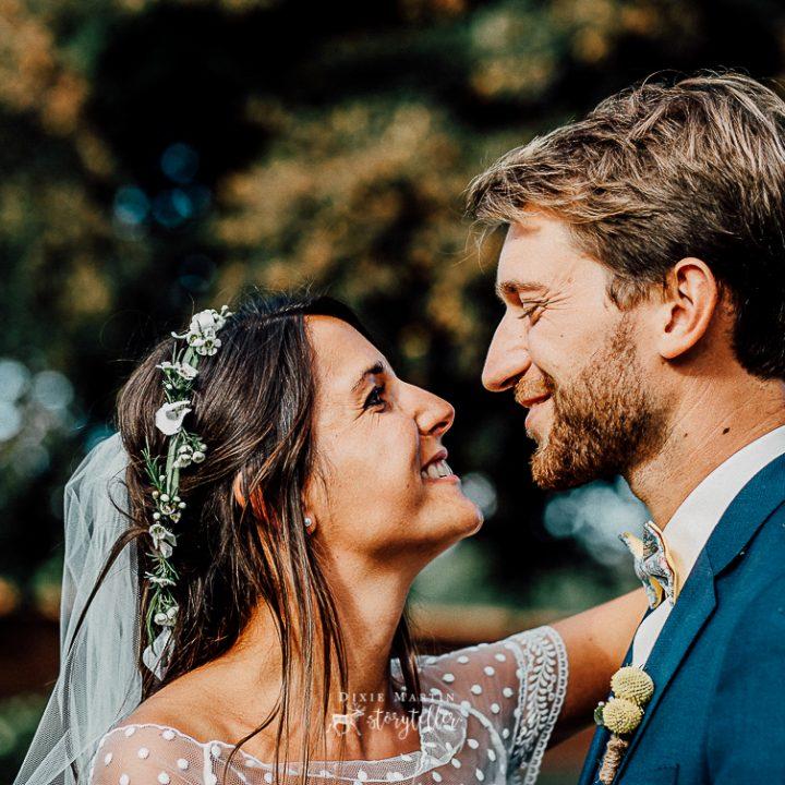 mariage | C+A | Domaine de la Traxène