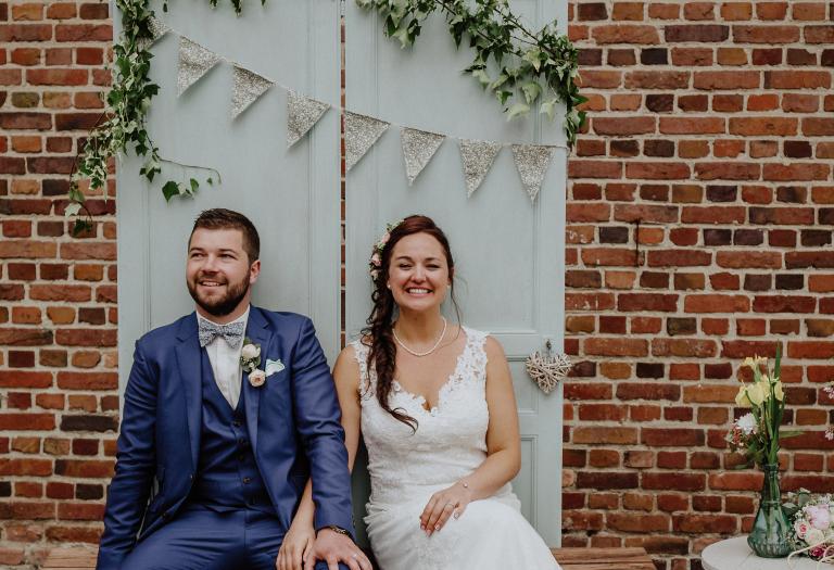 mariage | A+B | Château de Zuthove