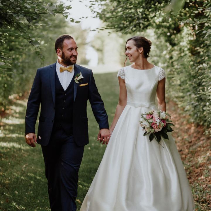 mariage | G+M | La Normandie