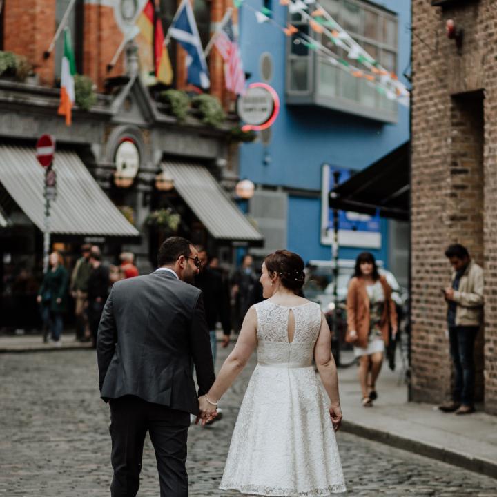 Mariage | E + T | Dublin